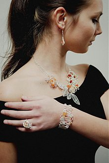 Sady šperkov - Jesenná nálada vonku prevláda - 3509515