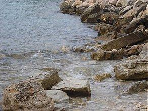 Fotografie - pobrežné skaly - 3515222
