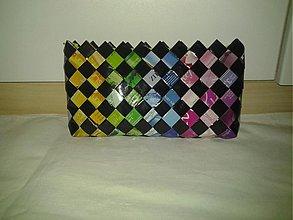 Kabelky - Farebná domino - 3515765