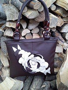 Veľké tašky - Koženková taška III - 3518111