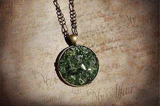 Sady šperkov - Kryštálový prívesok + prsteň! - 3522542