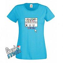 Tričká - Reset Lady - 3523145