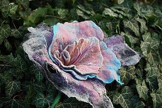 Kurzy - Kurz: Plstené šperky, kvety 08.02.2015 - 3525027