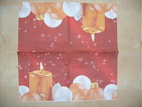 Papier - sviečka - 3535112