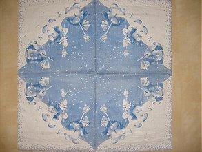 Papier - snehuliaci - 3535120