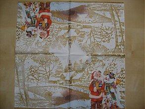 Papier - mikulášska - 3535138