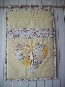 Textil - vreckar - patchwork technika - 3538381