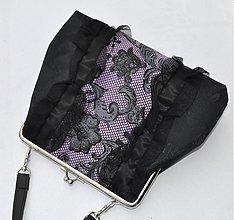Kabelky - mona purple - 3539582
