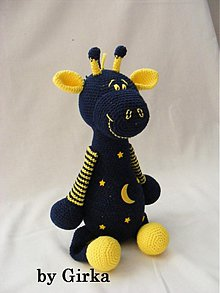 Hračky - Žirafa - Spáčiková - 3540870