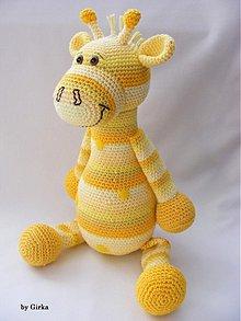 Hračky - Žirafa - Slniečková - 3540900