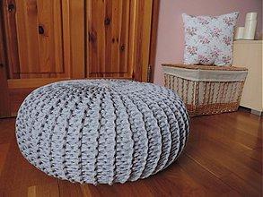 Úžitkový textil - Puf SVEN - 3541785