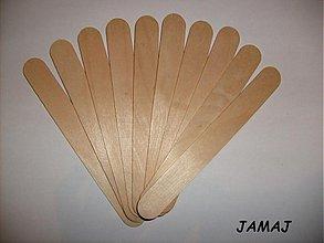 Iný materiál - drevené paličky - 3541828