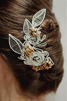 Ozdoby do vlasov - Listová krása zeme - 3557040