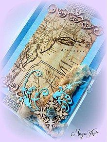 Papiernictvo - Za horizontom je môj svet I. / ...for him - 3557628