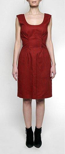 Šaty - Pruhované šaty - 3558895