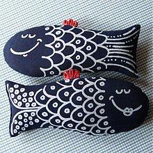 Dekorácie - RYBKA - hračka - 3568530