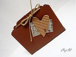 Darčeky pre svadobčanov - Krabička: Vintage prekvapenie - 3573751