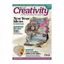 Návody a literatúra - časopis č.43 Jan/Feb 2014 + 3 úžasné darčeky - 3574499