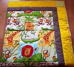 Textil - Prehoz Jungle - 3577212