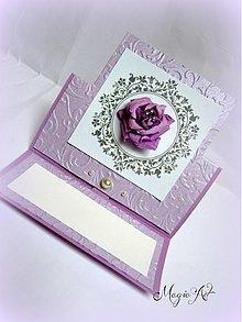 Papiernictvo - Toskánska ruža - 3582225