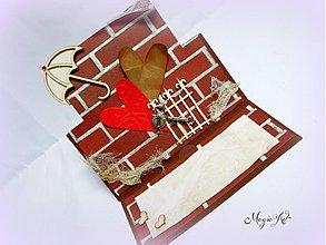 Papiernictvo - Láska je základným kameňom Šťastia I. - 3582260