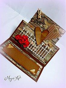 Papiernictvo - Láska je základným kameňom Šťastia IV. - 3582287