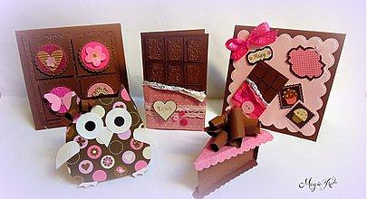 Papiernictvo - Čokoládkové maškrtenie pre celú rodinku! - 3585582