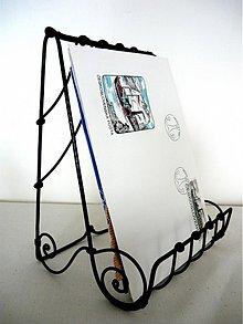 Nábytok - Stojan na pohľadnice - 3588017