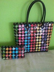 Veľké tašky - Farebný set - 3588673