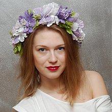 Ozdoby do vlasov - Magnolia ... věnec, věneček - 3590667