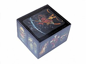 Krabičky - Šperkovnica - 3596956