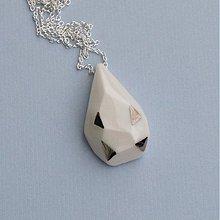Náhrdelníky - Krystal. - 3599281