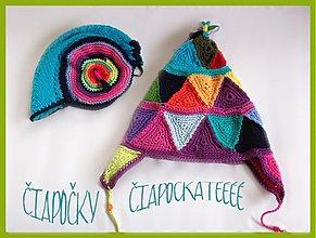 Detské čiapky - Čiapka čiapkatááá pre LISU - 3607582