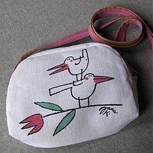 Detské tašky - PTÁČÁTKA - dívčí kabelka - 3611057