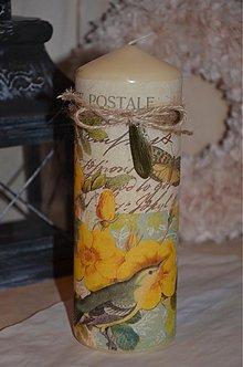 Svietidlá a sviečky - Carte Postale - 3613847