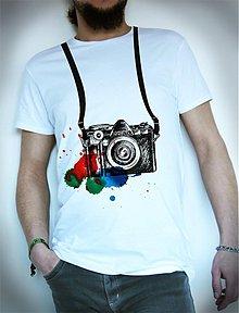 Oblečenie - old camera - 3614498