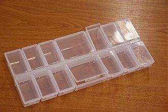 Obalový materiál - Plastový pořadač č.3 - obdelník - 3615614