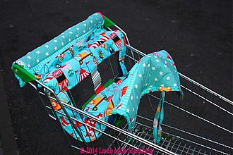 Hračky - Cirkusové hniezdo do nákupného vozíka - 3617109