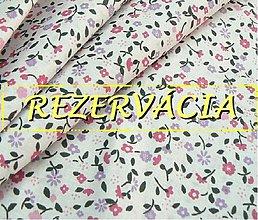 Textil - Bavlna mix - Rezervácia pre majka1202 - 3618519