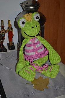 Hračky - ...žabia princezna....žabí súrodenci.... - 3620824