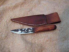 Nože - Nôž ranostredoveký, prostý - 3624512