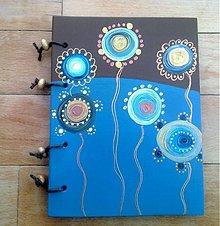 Papiernictvo - zápisník pre moderné ženy - 3635930