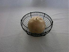 Nádoby - Miska malá hustá - 3640503