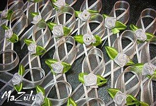 Pierka - svadobné pierko - 3641835