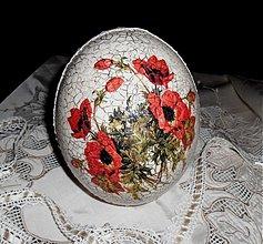 Dekorácie - Pštrosie vajce III. - 3644085