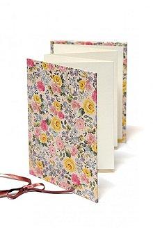 Darčeky pre svadobčanov - Leporelo Rose na foto 10x15 cm - 3645033