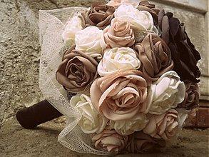 Kytice pre nevestu - Vintage bouquet - 3657130