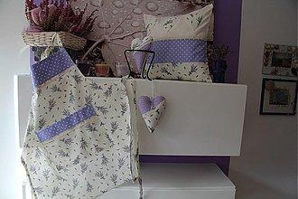 Úžitkový textil - zásterka pre každú kuchárku - 3657179
