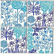 Úžitkový textil - Podložka pod pohár - 3659406