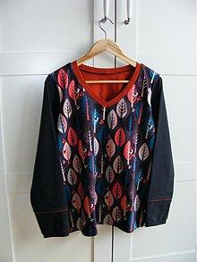 Tričká - Tričko No. 9, (XL)...dlhý rukáv  - 3659575